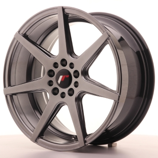 JR20 8,5x18 5x112/114,3 ET40 HYPER BLACK