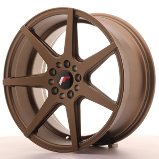 JR20 8,5x18 5x112/114,3 ET40 MATT BRONZE