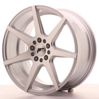 JR20 8,5x18 5x100/120 ET35 SILVER MACHINED