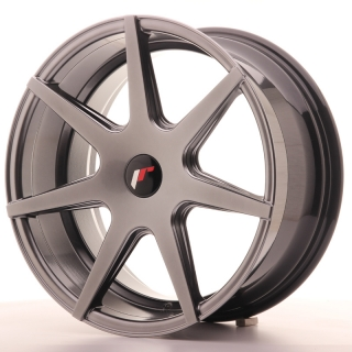 JR20 8,5x18 5x114,3 ET25-40 HYPER BLACK