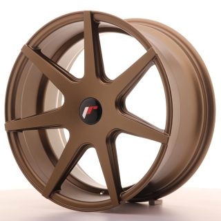 JR20 8,5x18 BLANK ET25-40 MATT BRONZE
