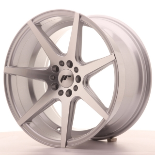 JR20 9,5x18 5x100/120 ET35 SILVER MACHINED