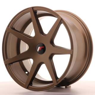 JR20 9,5x18 BLANK ET25-40 MATT BRONZE