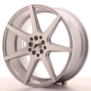 JR20 8,5x19 5x100/120 ET35 SILVER MACHINED