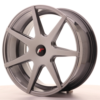 JR20 8,5x19 5x100 ET35-40 HYPER BLACK