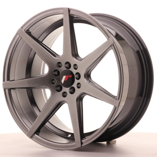 JR20 9,5x19 5x100/120 ET35 HYPER BLACK