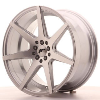 JR20 9,5x19 5x100/120 ET35 SILVER MACHINED