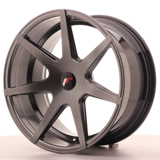 JR20 9,5x19 5x100 ET20-40 HYPER BLACK