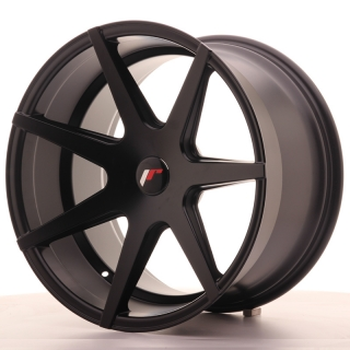 JR20 11x19 5x114,3 ET25-35 MATT BLACK