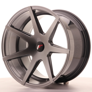 JR20 11x19 5x100 ET25-35 HYPER BLACK