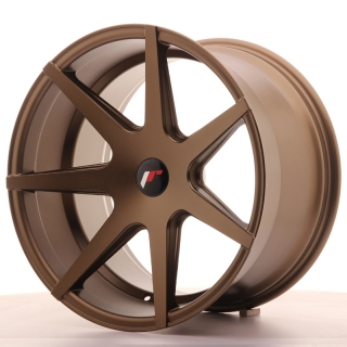 JR20 11x19 5x114,3 ET25-35 MATT BRONZE