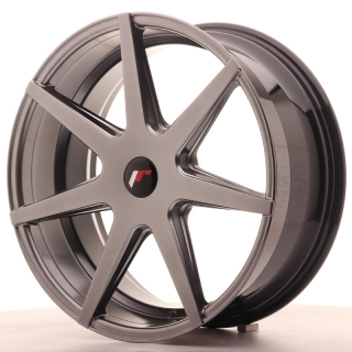 JR20 8,5x20 5x114,3 ET20-40 HYPER BLACK