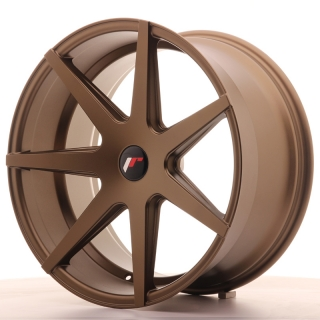 JR20 10x20 5x114,3 ET20-40 MATT BRONZE