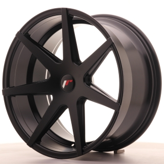 JR20 10x20 5x100 ET40 MATT BLACK