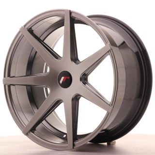 JR20 10x20 5x100 ET40 HYPER BLACK