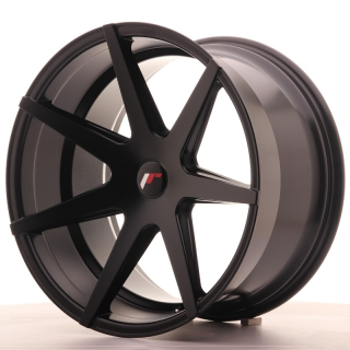 JR20 11x20 5x120 ET20-30 MATT BLACK