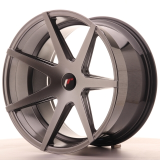 JR20 11x20 5x100 ET20-30 HYPER BLACK