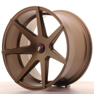 JR20 11x20 5x100 ET20-30 MATT BRONZE