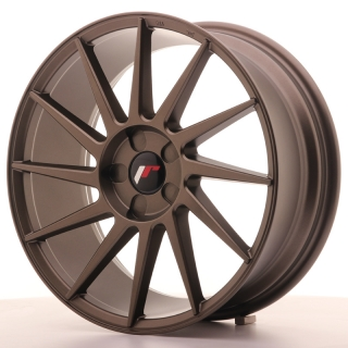 JR22 7,5x18 5H BLANK ET35-40 MATT BRONZE