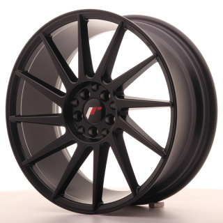 JR22 7,5x18 5x112/114,3 ET40 MATT BLACK