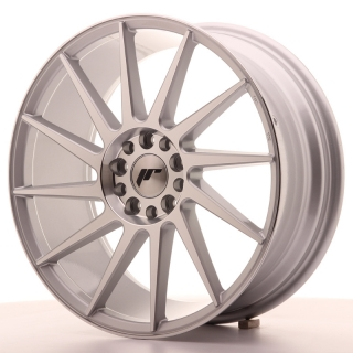 JR22 7,5x18 5x112/114,3 ET40 SILVER MACHINED