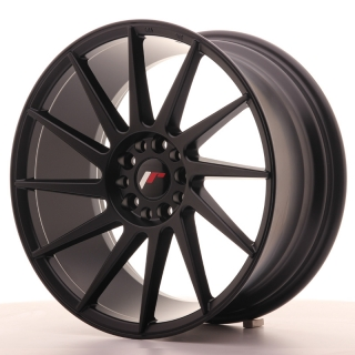 JR22 8,5x18 5x112/114,3 ET40 MATT BLACK