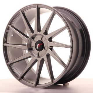 JR22 8,5x19 5x100 ET35-40 HYPER BLACK