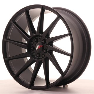 JR22 8,5x19 5x112/114,3 ET40 MATT BLACK