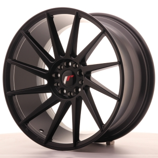 JR22 9,5x19 5x112/114,3 ET40 MATT BLACK