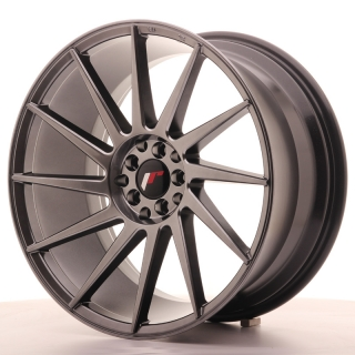 JR22 9,5x19 5x100/120 ET40 HYPER BLACK