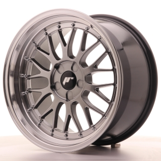 JR23 9,5x18 5x108 ET40-42 HYPER BLACK
