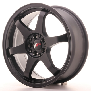 JR3 7x17 5x108/112 ET40 MATT BLACK
