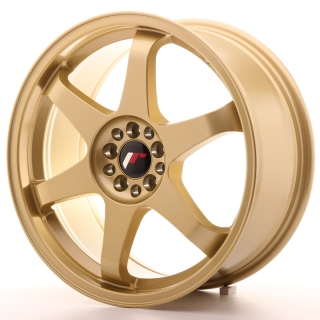 JR3 8x18 5x100/108 ET40 GOLD