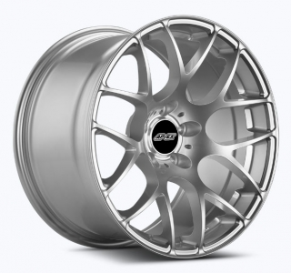 APEX PS-7 10x18 5x120 ET25 RACE SILVER
