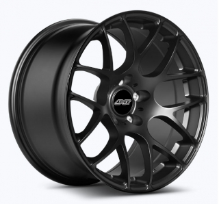 APEX PS-7 10x18 5x120 ET25 SATIN BLACK