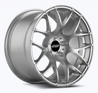 APEX PS-7 10,5x18 5x120 ET22 RACE SILVER
