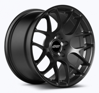 APEX PS-7 10,5x18 5x120 ET22 SATIN BLACK