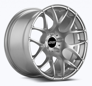 APEX PS-7 11x18 5x120 ET25 RACE SILVER