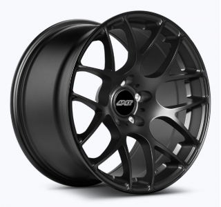 APEX PS-7 11x18 5x120 ET25 SATIN BLACK