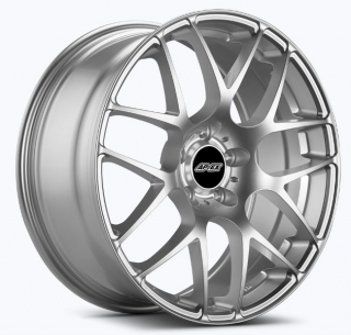 APEX PS-7 8,5x19 5x120 ET35 RACE SILVER