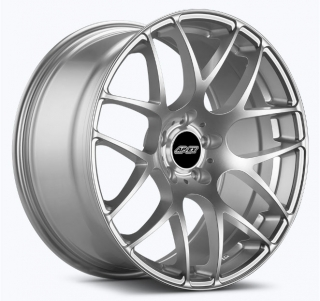 APEX PS-7 9x19 5x120 ET35 RACE SILVER