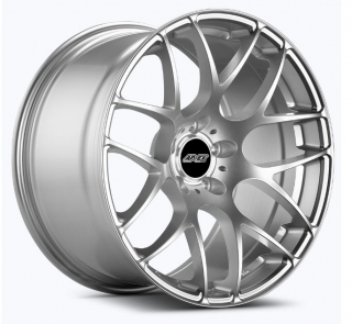 APEX PS-7 9,5x19 5x120 ET22 RACE SILVER