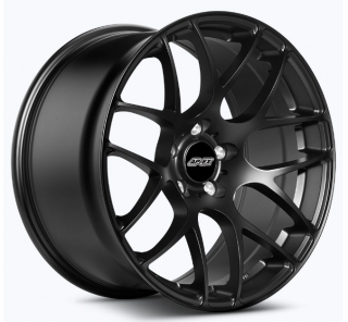 APEX PS-7 10x19 5x120 ET25 SATIN BLACK
