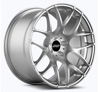 APEX PS-7 10,5x19 5x120 ET22 RACE SILVER