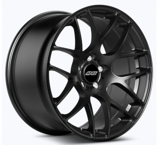 APEX PS-7 11x19 5x120 ET25 SATIN BLACK