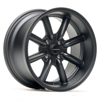 ULTRALITE TB 8x15 4x100 ET0 MATT BLACK