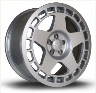 FIFTEEN52 TURBOMAC 9x18 5x112 ET30 SPEED SILVER