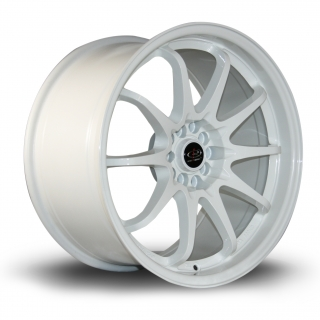ROTA FIGHT 9,5x18 5x100/114,3 ET35 WHITE