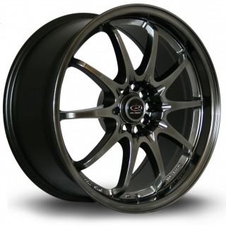 ROTA FIGHT 8,5x18 5x100/114,3 ET30 HYPER BLACK