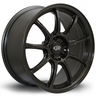 ROTA OPTION 8,5x18 5x114,3 ET25 GUNMETAL